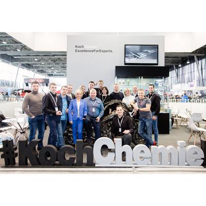 KochChemie на выставке Detailer Day Expo–2018 (КВЦ Сокольники, Москва)